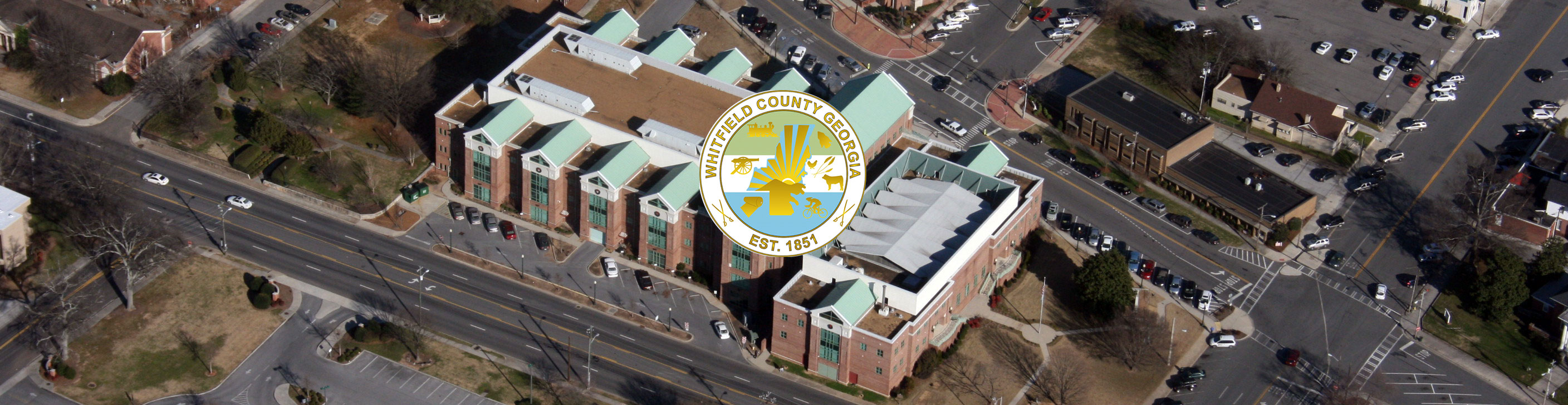 Courthouse Aerial